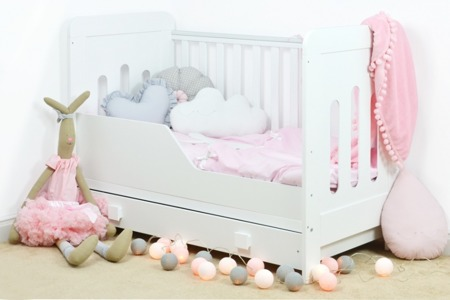 Barierka do łóżeczka  dziecięcego (tapczanik)