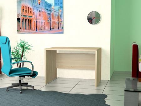 Biurko komputerowe, kolor sonoma, 137 cm