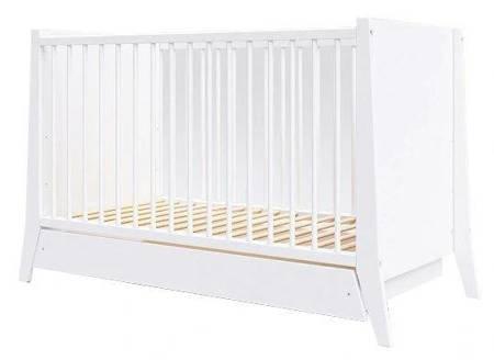 Łóżeczko Cosmo 120x60 z szufladą