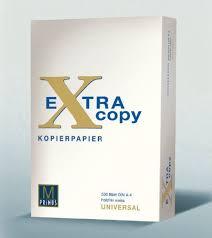 Papier ksero A4 Primus Extra Copy biały - 1 karton (5 ryz)