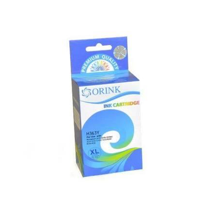 Tusz HP 363XL do drukarek Photosmart 3110 / C5140 / D7360, Żółty, 13 ml