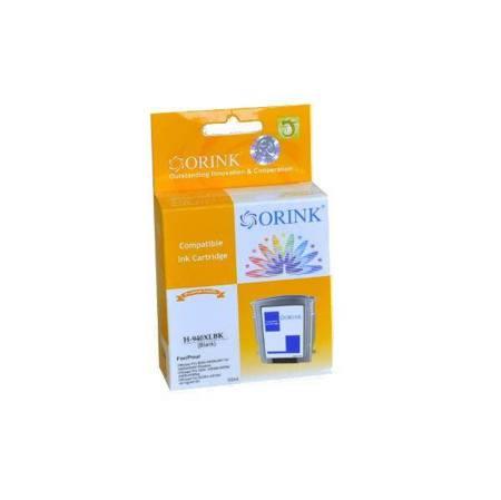 Tusz HP 940XL do drukarek Officejet Pro 8000 / 8500 All-in-One Printers, Czarny, 69 ml